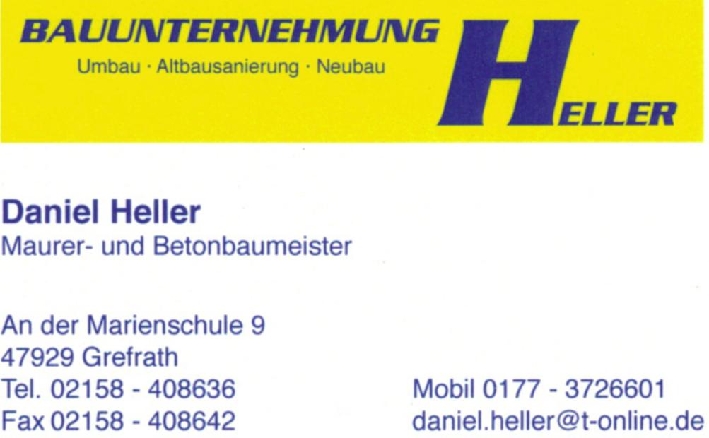 Bauunternehmen D.Heller